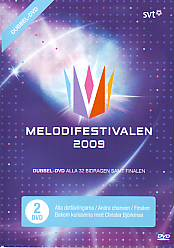 Various Artists - Melodifestivalen 2009 (Sweden 2009 DVD)