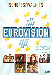 Various Artists - Songfestival Hits (Various 2003 DVD)