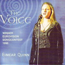 Eimear Quinn - The Voice (Ireland 1996 CDSI)