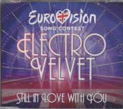 Electro Velvet - Still In Love With You (United Kingdom 2015 CDSI)