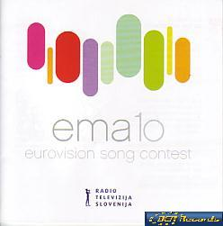 Various Artists - EMA 2010 (Slovenia 2010 CD)