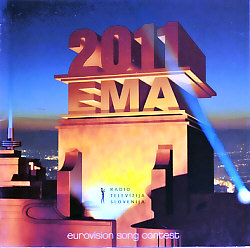 Various Artists - EMA 2011 (Slovenia 2011 CD)