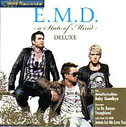 E.m.d. - A State Of Mind Luxe (Sweden 2009 CD)