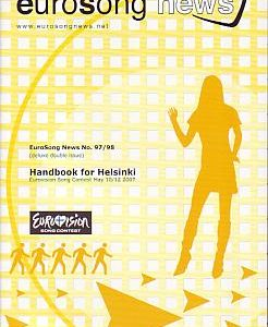 Handbook For Helsinki - Eurosong News 2007 (Books & Magazines 2007 )