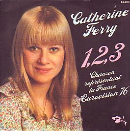 Catherine Ferry - 1