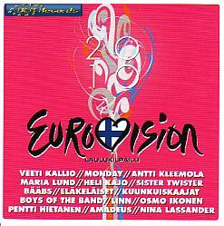 Various Artists - Eurovision 2010 (Finland 2010 CD)