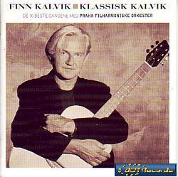 Finn Kalvik - Klassisk Kalvik (Norway 1981 CD)