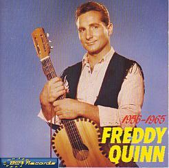 Freddy Quinn - Freddy Quinn 1956-1965 (Germany 1956 CD)