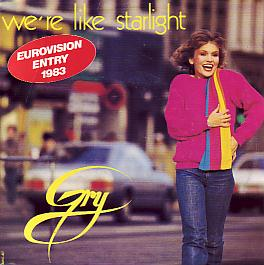 Gry - We're Like Starlight (Denmark 1983 SI)