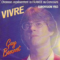 Guy Bonnet - Vivre (France 1983 SI)
