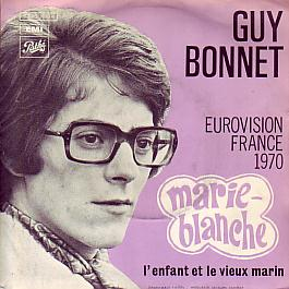 Guy Bonnet - Marie Blanche (France 1970 SI)