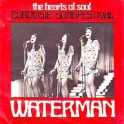 Hearts Of Soul - Waterman (Netherlands 1970 SI)