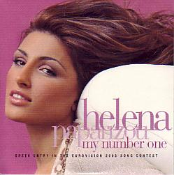 Helena Paparizou - My Number One (Greece 2005 CDSI)