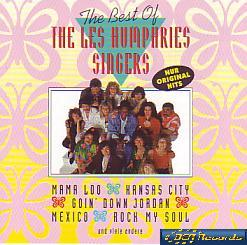 Les Humphries Singers - The Best Of (Germany 1976 CD)