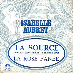 Isabelle Aubret - La Source (France 1968 SI)