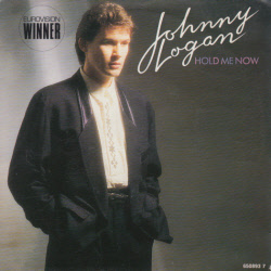 Johnny logan hold me now