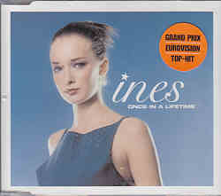 Ines - Once In A Lifetime (Estonia 2000 CDSI)