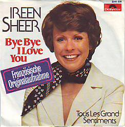 Ireen Sheer - Bye Bye I Love You (Luxembourg 1974 SI)