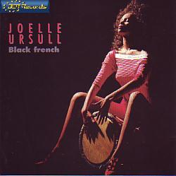 Joelle Ursull - Black French (France 1990 CD)