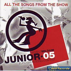 Various Artists - Junior Eurovisie Hasselt 2005 (Junior Song Contest 2005 CD)