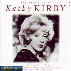 Kathy Kirby - The Very Best Of (United Kingdom 1965 CD)