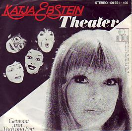 Katja Ebstein - Theater (Germany 1980 SI)
