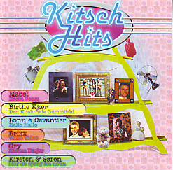 Various Artists - Kitsch Hits - Dan.comp. (Various 1998 CD)