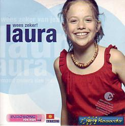 Laura - Wees Zeker Van Jezelf (Junior Song Contest 2003 CDSI)