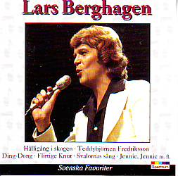 Lars Berghagen - Svenska Favoriter (Sweden 1975 CD)