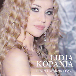 Lidia Kopania - I Don't Wanna Leave (Poland 2009 CDSI)