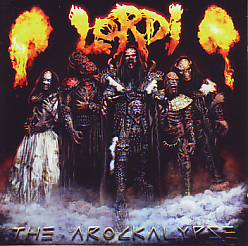 Lordi - The Arockalypse (Finland 2006 CD)