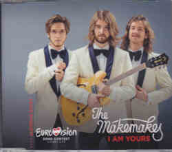 The Makemakes - I Am Yours (Austria 2015 CDSI)