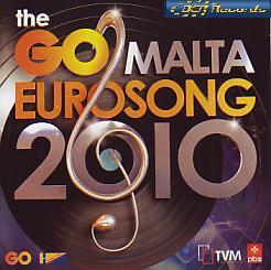 Various Artists - The Go Malta Eurosong 2010 (Malta 2010 CD)