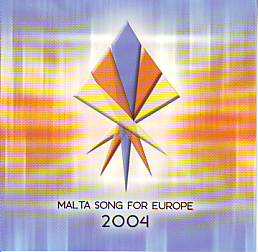 Various Artists - Malta Song For Europe (Malta 2004 CD)