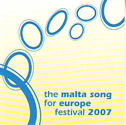 Various Artists - Malta Song For Europe (Malta 2007 CD)