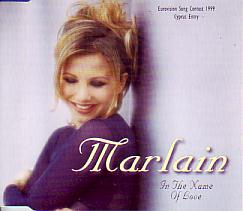 Marlain Aggelidou - In The Name Of Love (Cyprus 1999 CDSI)