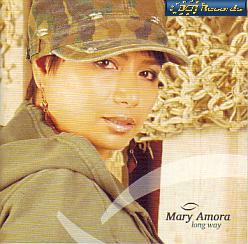Mary Amora - Long Way (Netherlands 2003 CD)
