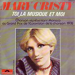 Mary Cristy - Toi