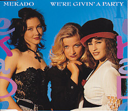 Mekado - We're Givin'a Party (Germany 1994 CDSI)
