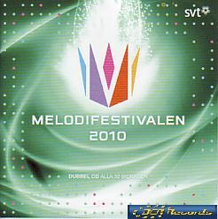 Various Artists - Melodifestivalen 2010 (Sweden 2010 CD)