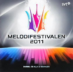 Various Artists - Melodifestivalen 2011 (Sweden 2011 CD)