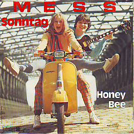 Mess - Sonntag/honey Bee (Austria 1982 SI)