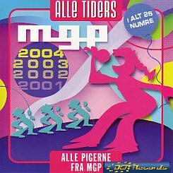 Various Artists - Mgp Alle Tiders 2001-2002-2003-2004 (Junior Song Contest 2004 CD)
