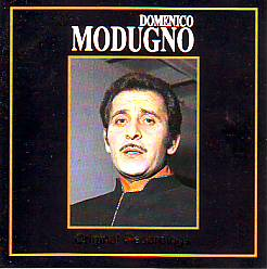 Domenico Modugno - Golden Age (Italy 1958 CD)
