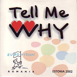 Monica Anghel & Marcel Pavel - Tell Me Why (Romania 2002 CDSI)