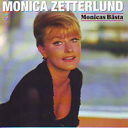 Monica Zetterlund - Monicas Basta (Sweden 1963 CD)