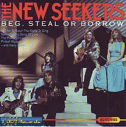 New Seekers - Beg. Steal Or Borrow (United Kingdom 1972 CD)