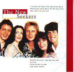New Seekers - Remind (United Kingdom 1972 CD)