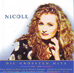 Nicole - Die Grossten Hits 1981 - 1999 (Germany 1982 CD)