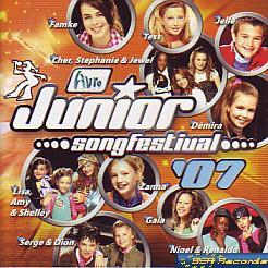 Various Artists - Junior Songfestival '07 (Junior Song Contest 2007 CD)